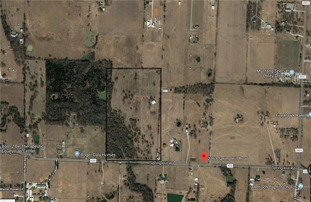 2363 Spring Hill Road Aubrey, TX 76227