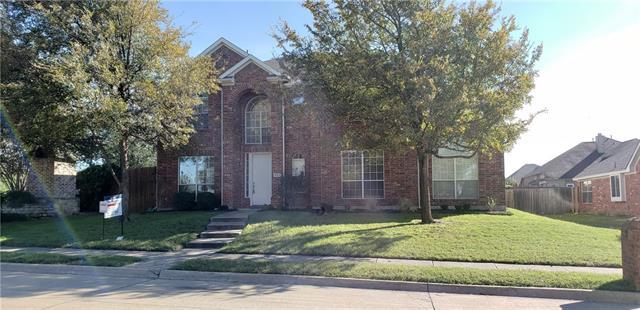 801 Melinda Drive, Allen, Texas