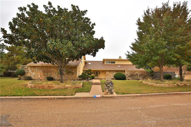 1 Pinehurst Street Abilene, TX 79606