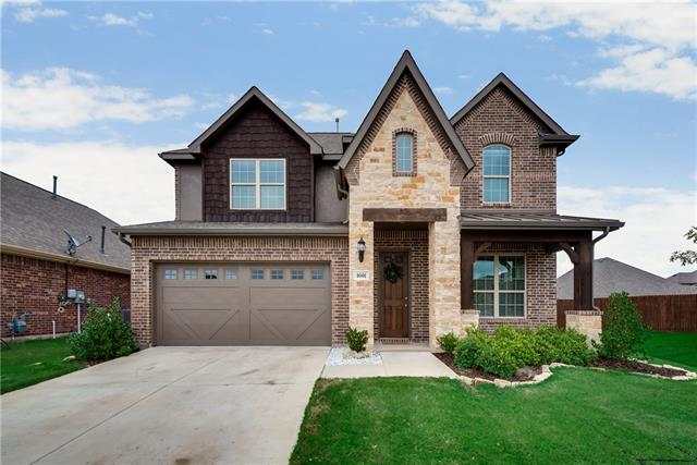 One of Garland 4 Bedroom Homes for Sale at 1601 Montage Drive