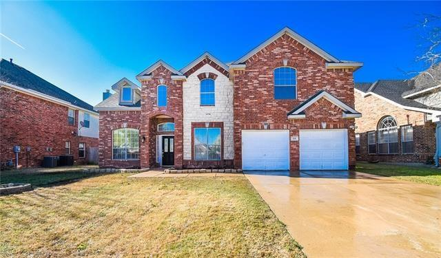 515 Teresa Lane, Grand Prairie in Dallas County, TX 75052 Home for Sale