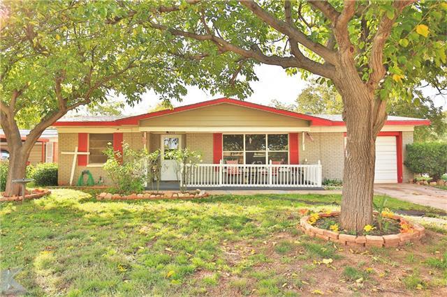 1772 N Willis Street Abilene, TX 79603