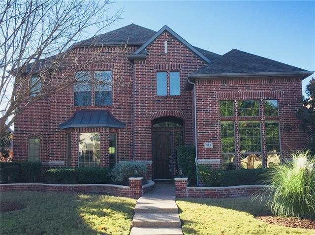903 Crestmoor Drive Allen, TX 75013