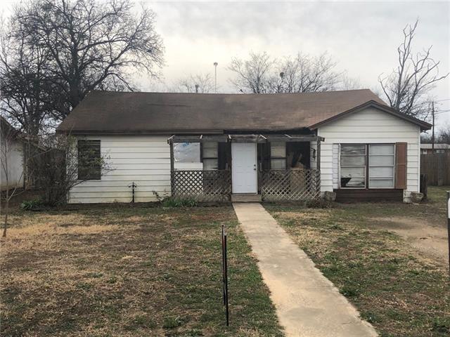 607 Peterson Drive Jacksboro, TX 76458