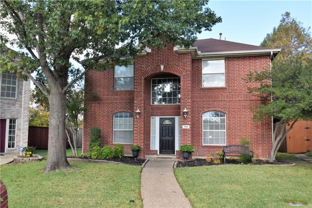 766 Whitman Place, Allen, Texas