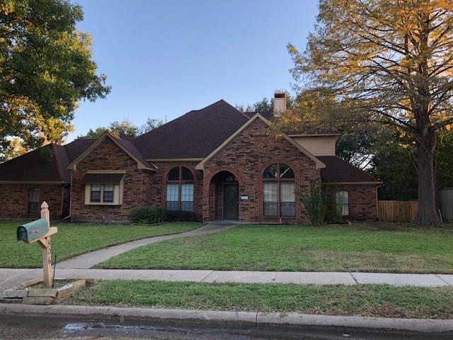 506 Cashmere Drive, Garland, Texas