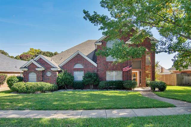 Keller Homes for Sale -  Two Story,  1501 Cat Mountain Trail