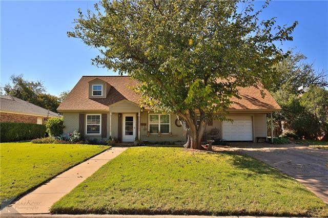 1714 Minter Lane Abilene, TX 79603
