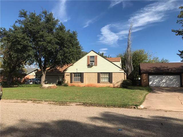 1461 Minter Lane Abilene, TX 79603