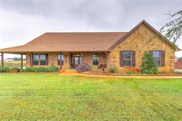 136 Remington Lane, Weatherford in Parker County, TX 76085 Home for Sale