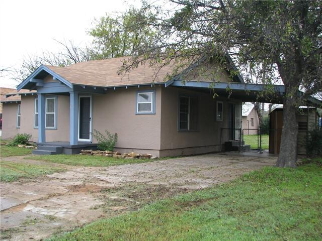 408 W 12th Street, Cisco, TX 76437