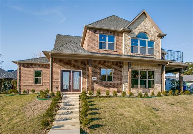 431 Peninsula Drive Lakewood Village, TX 75068