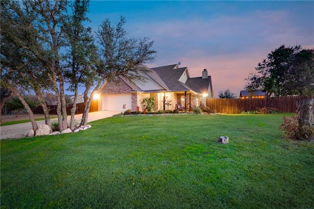 162 Shady Grove Lane, Weatherford in Parker County, TX 76088 Home for Sale