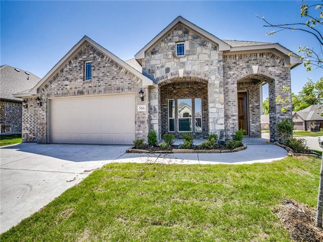 566 Trevor Street Lavon, TX 75166