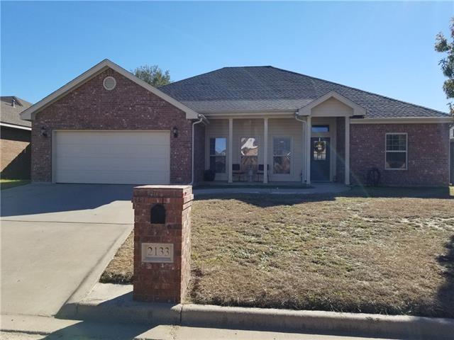 2133 Plymouth Rock Road Abilene, TX 79601