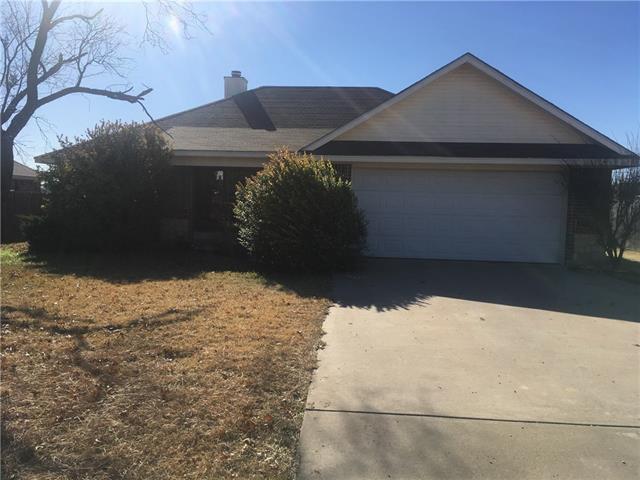 1601 Highland Street Baird, TX 79504