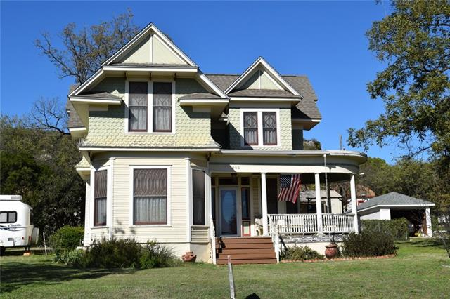 1002 Avenue B Santa Anna, TX 76878