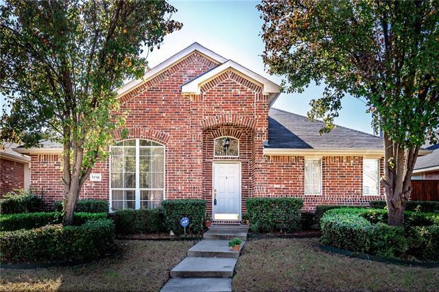 1710 Bur Oak Drive, Allen, Texas