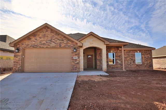 6841 Inverness Street Abilene, TX 79606