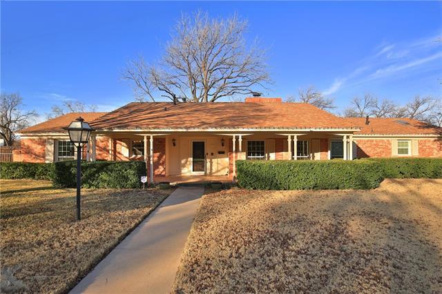 1464 Tanglewood Road Abilene, TX 79605
