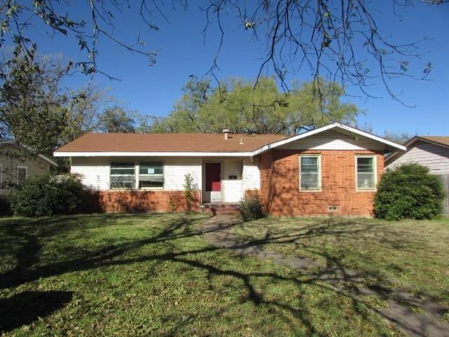 2106 Parramore Street Abilene, TX 79603