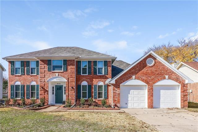 4146 Heartstone Drive, Grapevine, Texas