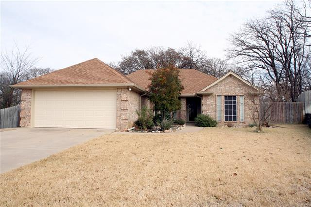 109 King Arthur Court, Weatherford in Parker County, TX 76086 Home for Sale