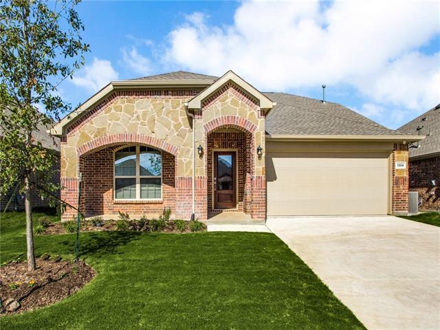 1334 Deerfield Drive Anna, TX 75409