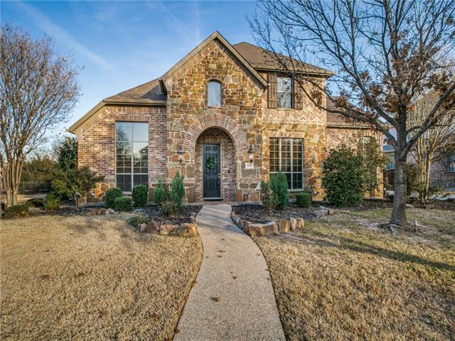 9051 Crockett Drive, Argyle in Denton County, TX 76226 Home for Sale