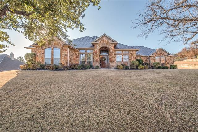 2014 Woodland Hills Lane, Weatherford in Parker County, TX 76087 Home for Sale