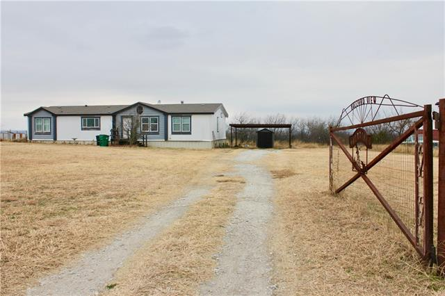 5471 Upper Denton Road, Weatherford in Parker County, TX 76085 Home for Sale