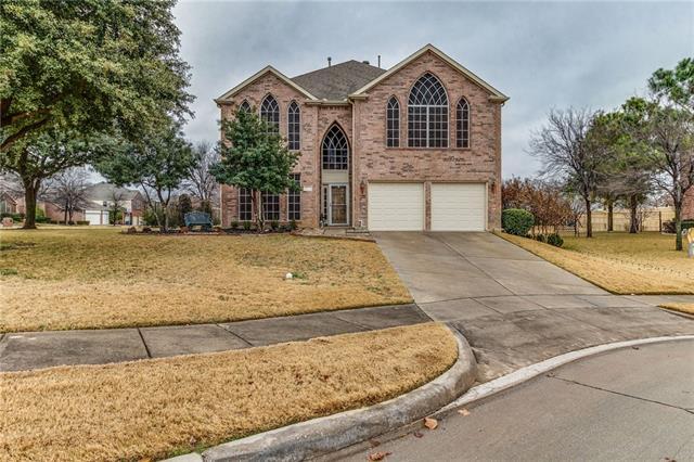 1408 Palmares Court, Corinth, Texas