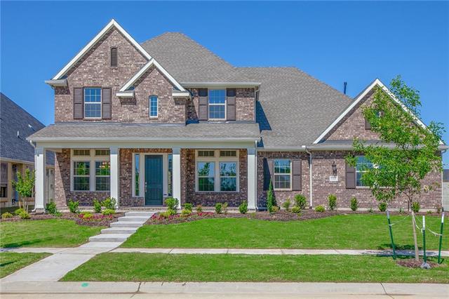 1321 Treeline Drive, Argyle in Denton County, TX 76226 Home for Sale