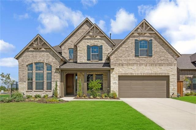 1483 Silver Sage Drive, Haslet, Texas