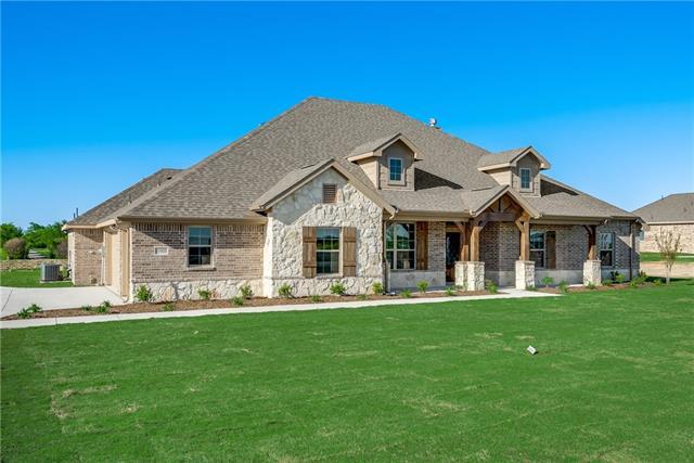 13908 Prairie Vista Lane Ponder, TX 76249