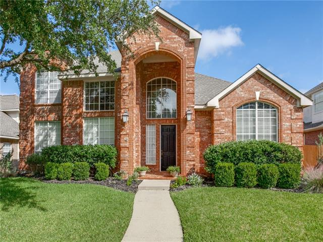 One of Allen 5 Bedroom Homes for Sale at 1230 Irvine