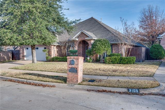 3101 Andrew Court, Bedford, Texas