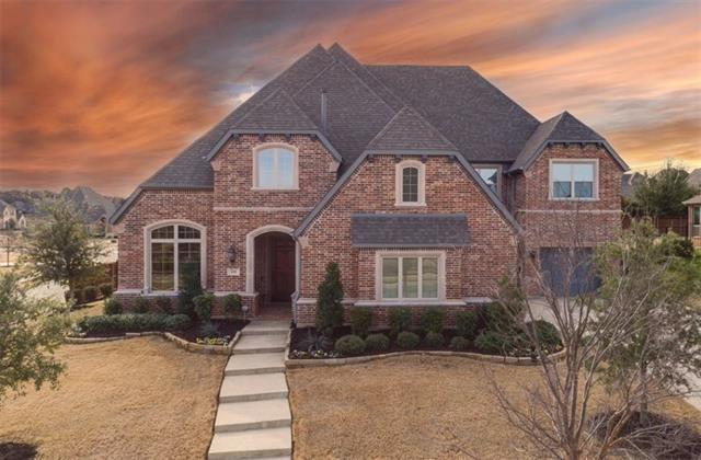 668 Rock Springs Drive, Keller, Texas