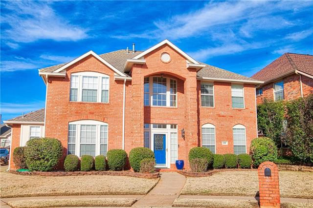 106 Thistle Court, Highland Village in Denton County, TX 75077 Home for Sale