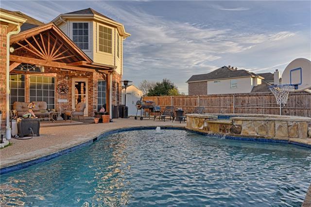 2839 Conrad Lane, Grand Prairie in Tarrant County, TX 75052 Home for Sale