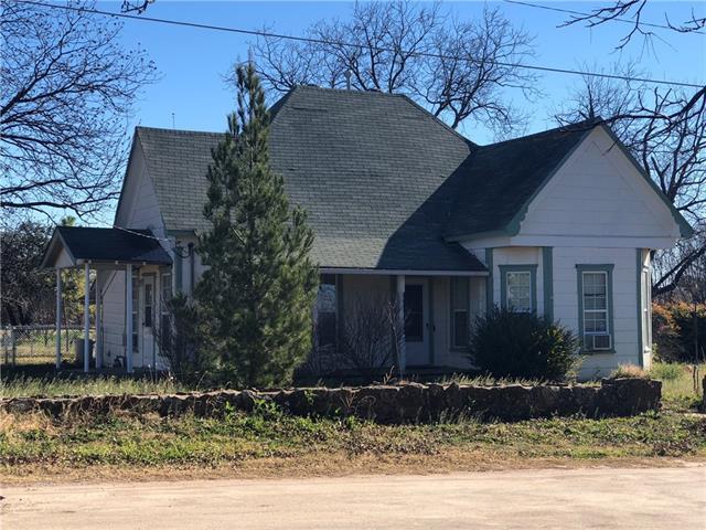 307 Bowie Street Santa Anna, TX 76878