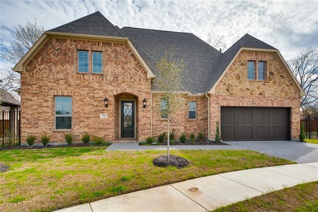 712 Brookstone Court, Keller, Texas
