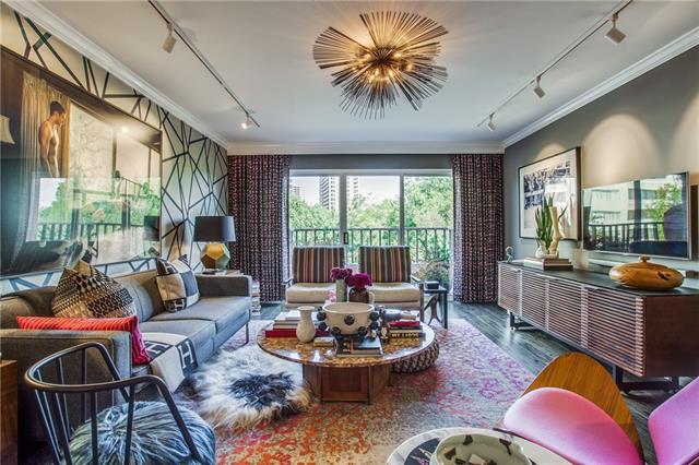 3621 Turtle Creek Boulevard, Turtle Creek, Texas 1 Bedroom as one of Homes & Land Real Estate