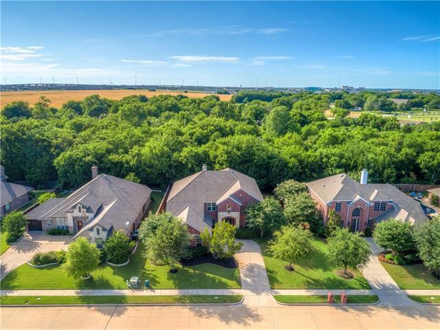 5125 Pond View Lane, Fairview, Texas