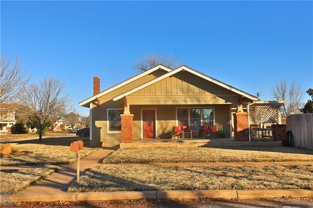 1132 19th Street Anson, TX 79501