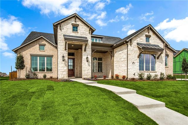 2118 Glenbrook Street, one of homes for sale in Haslet
