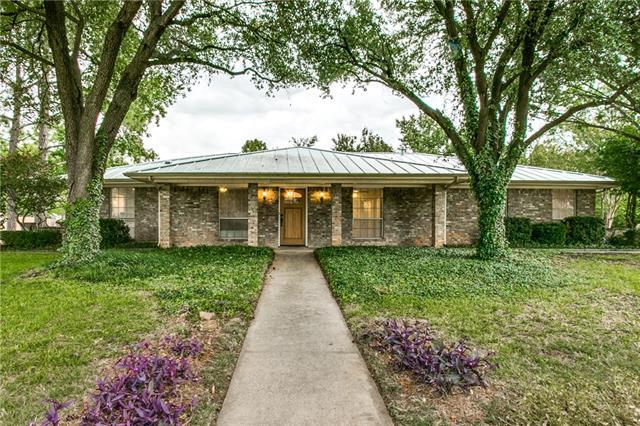 157 Village Estates Drive, Highland Village in Denton County, TX 75077 Home for Sale