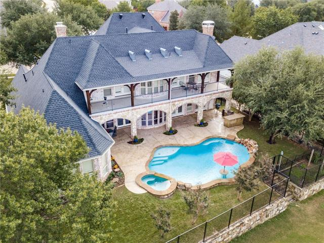 811 Glen Rose Drive, Allen, Texas