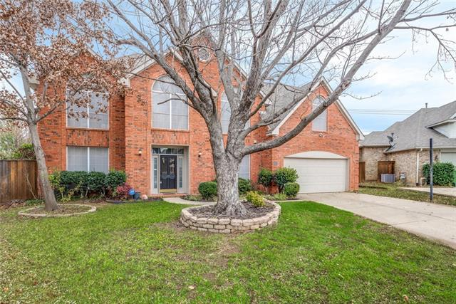 1108 Rosewood Drive, Grapevine, Texas