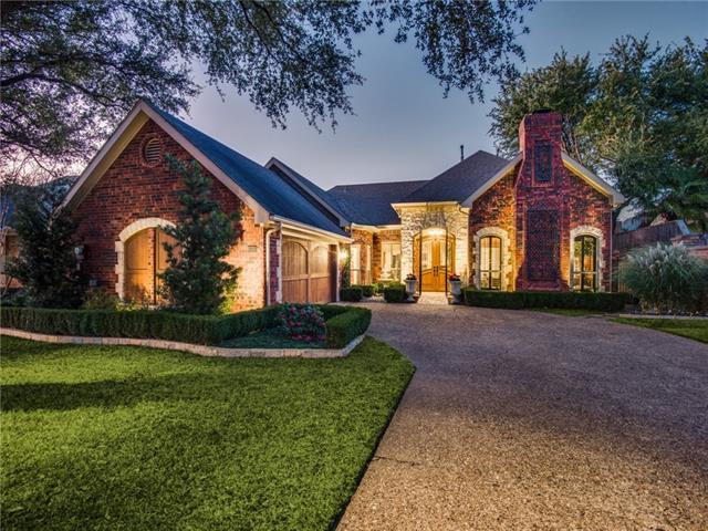 5329 Paladium Drive, one of homes for sale in Addison